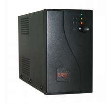 SMART UPS 1000VA 15-20 MINUTES BACK UP TIME 2x UK MAINS SOCKET PC BLACK