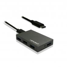 USB 3.0 / 3.1 Type C 4 Port HUB